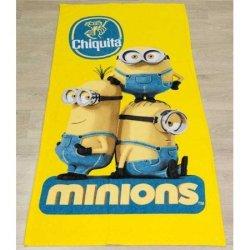 Детское пляжное полотенце Minions Chiquita