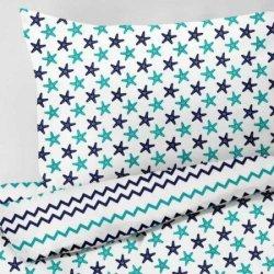 """Детское постельное белье """"Star blue"""""""
