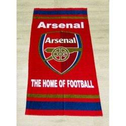 Полотенце пляжное Arsenal