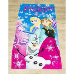 Детское пляжное полотенце Frozen