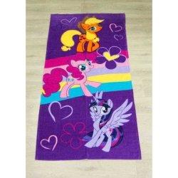 Детское пляжное полотенце Horse