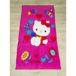 Детское пляжное полотенце First Choice Kitty