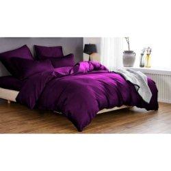 Постельное бельё Мако-сатин Фиолетовый