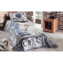 Покрывало на кровать 140х270 Fiesta Elegance Coast