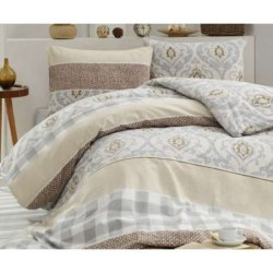 Фланелевое постельное белье First Choice евро Pamuya