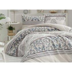 Фланелевое постельное белье First Choice евро Elenor