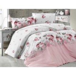 Фланелевое постельное белье First Choice евро Loretta