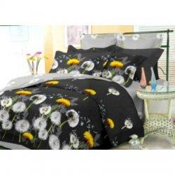 Фланелевое постельное белье Одуванчики