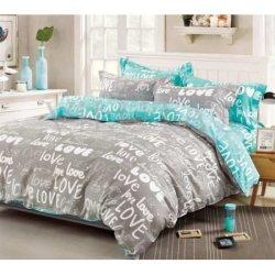 Фланелевое постельное белье Love