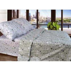 Фланелевое постельное белье Stars без компаньона