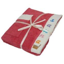 Набор для сауны женский Gursan Cotton