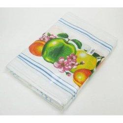 Вафельное кухонное полотенце «Ассорти»