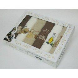 Набор хлопковых кухонных полотенец «Hurrem Sultan»