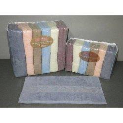 Полотенца махровые «Sal» Cotton