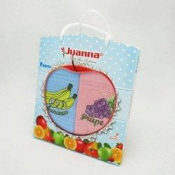 Набор кухонных вафельных полотенец «Fruits»