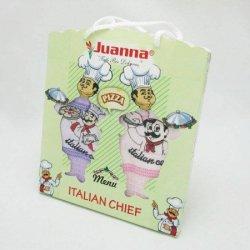 Набор кухонных вафельных полотенец «Itallian Chef»