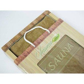 Полотенце банное «Sauna»