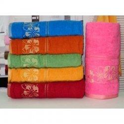 Набор махровых полотенец «Mimoza» Cotton