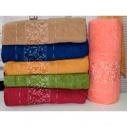 Набор махровых полотенец «Akasia» Cotton