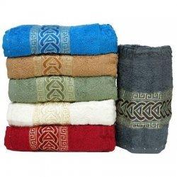 Набор махровых полотенец «Zincir» Cotton