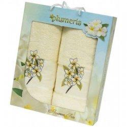 Наборы махровых полотенец  «Plumeria»