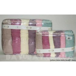 Набор полотенец Cotton Delux Sacakli Daisy