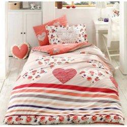 Подростковое постельное Hobby Bella Kirmizi