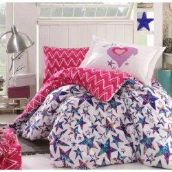 Подростковое постельное белье Carmen Pembe