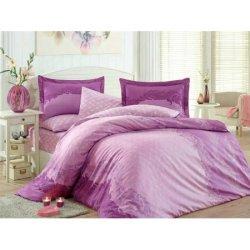 Постельное бельё Exclusive Sateen Filomena фиолетовое