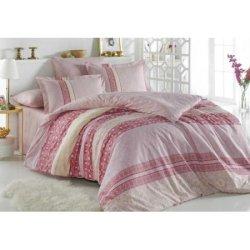 Постельное бельё Emma розовое