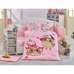 Детское постельное Cool Baby розовое