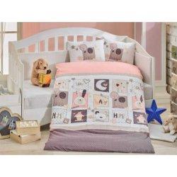 Детское постельное Sweet Home розовый