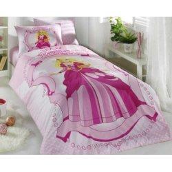 Детское постельное бельё Princess розовое