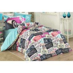 Детское постельное бельё Classica розовое
