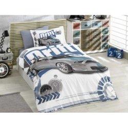 Детское постельное бельё Drift голубой