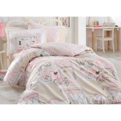 Детское постельное бельё Sonia розовое