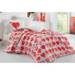 Детское постельное бельё Vera красное