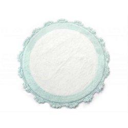 Коврик в ванную 90*90 Doreen Mint-beyaz