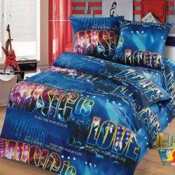 Подростковый комплект постельного белья «Диско»