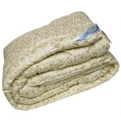 Ковдра овеча вовна Leleka-Textile Зима