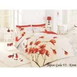 Евро комплект постельного белья «Japon Gulu»