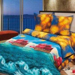 Комплект постельного белья «Вітрила кохання»