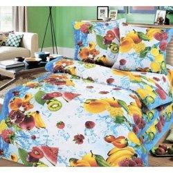 Подростковое постельное белье «Фруктовий мікс»
