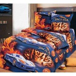 Детское постельное бельё Ягуар