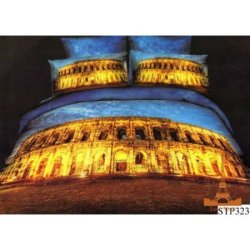 Постельное бельё 3D Колизей