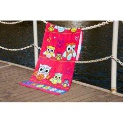 Полотенце пляжное Owls