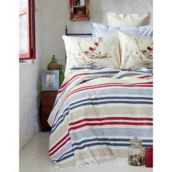 Пике - постельное белье Karaca Home Mikonos