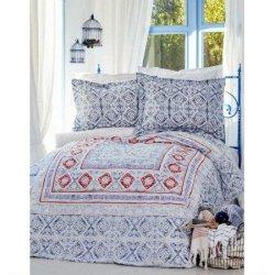Пике - постельное белье Savior Blue