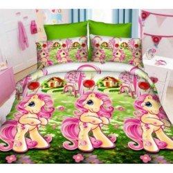 Детское постельное «Poni»