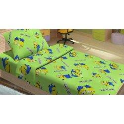 Детское постельное в кроватку Minions Heppy 2